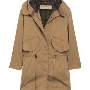 Burberry Chiltondale Hooded Anorak Jacket Size XS